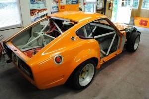 240z Race Car Pic 5