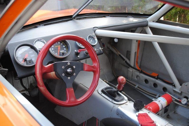 1972 Datsun 240Z Race Car 1CarPerDay