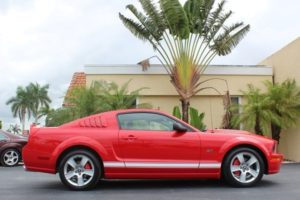 2006 Mustang GT side view
