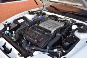Mitsubishi 3000GT VR-4 Twin Turbo Engine
