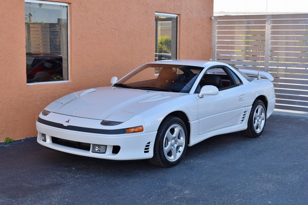 1CarPerDay | Blog Archive | Mitsubishi 3000GT VR-4